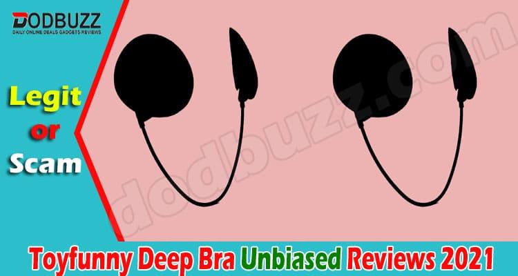 Toyfunny Deep Bra Reviews {June} Is It a Legit Deal