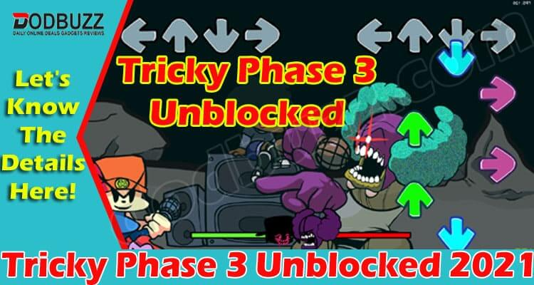 Tricky Phase 3 Unblocked (June) All About This Scary Mod