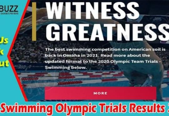 USA Swimming Olympic Trials Results (June) Read Details