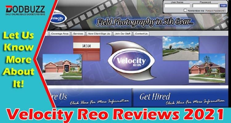 Velocity Reo Reviews 2021