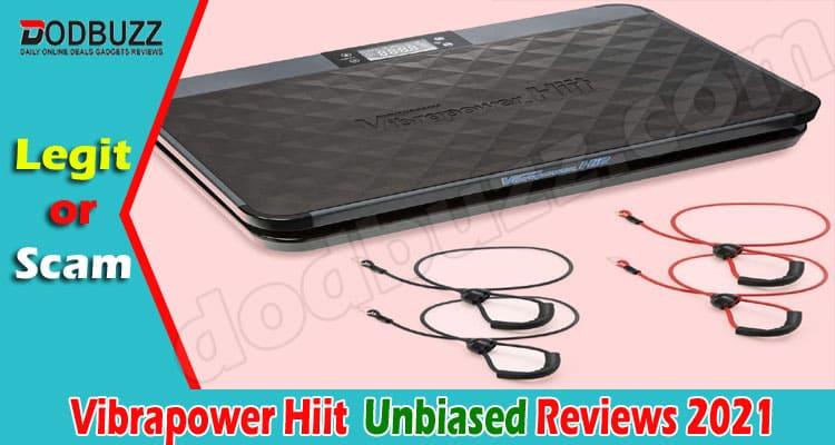 Vibrapower Hiit Reviews (June) Is This Legit Product