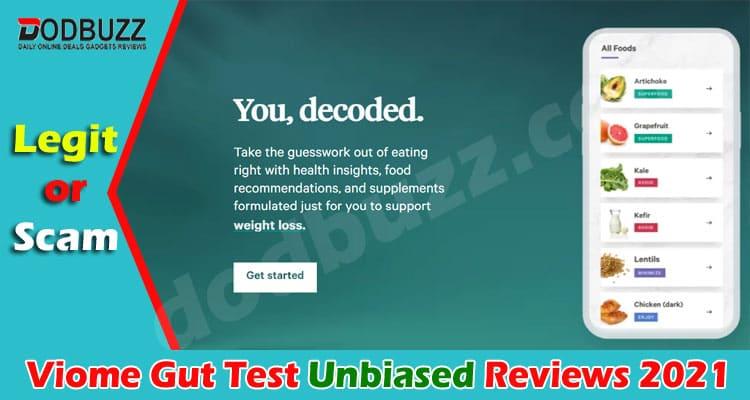 Viome Gut Test Reviews (June) Is The Product Legit!