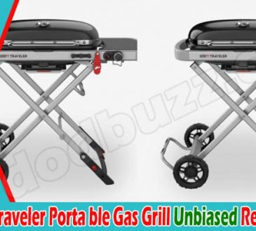 Weber Traveler Portable Gas Grill Reviews {June} Read!
