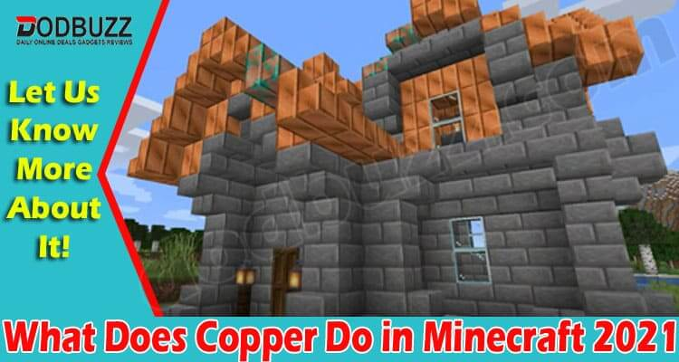 What Does Copper Do in Minecraft (June) Know The Detail!