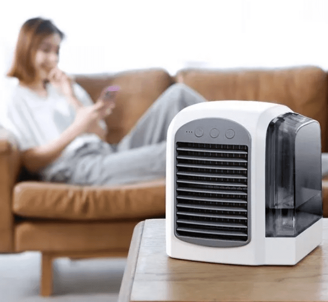 What is Chillbox Portable AC