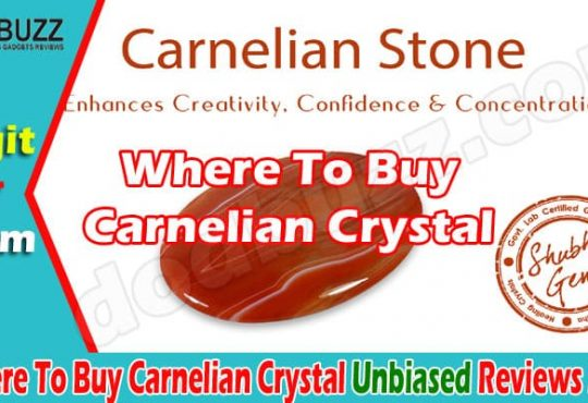 Where To Buy Carnelian Crystal (June) Read Before Order!