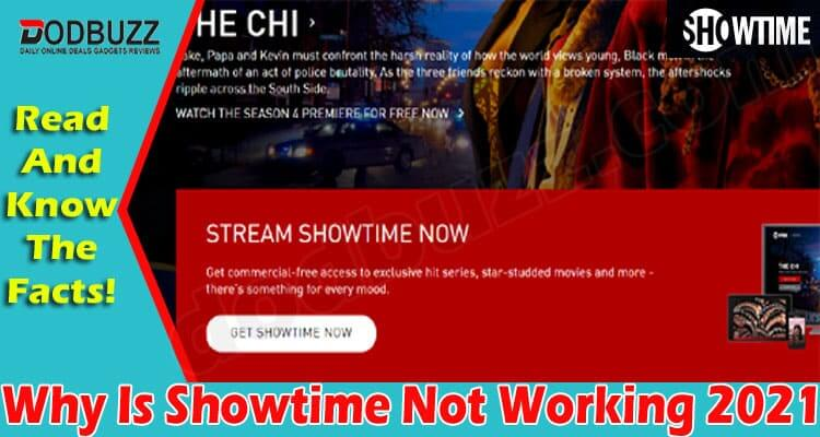 Why Is Showtime Not Working (June) Checkout Details!