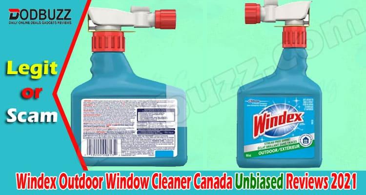 Windex Outdoor Window Cleaner Canada {June} Read & Buy!