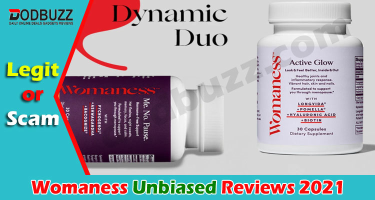 Womaness Reviews (June) Is The Product Legit Or Not!