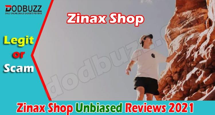 Zinax Shop Reviews (June) Is the site legit Or Not
