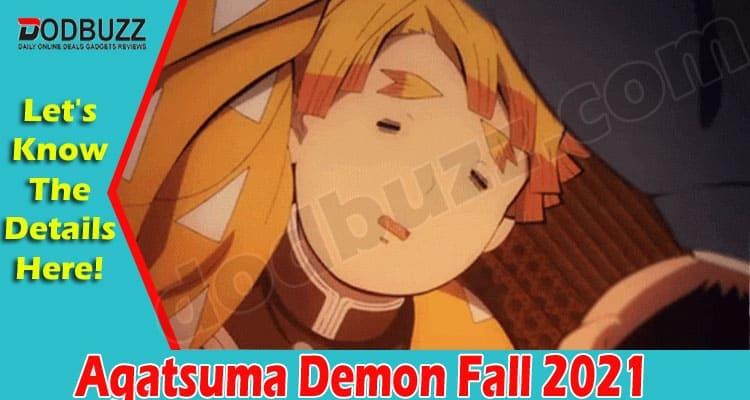 Agatsuma Demon Fall 2021
