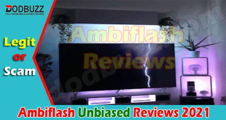 Ambiflash Reviews 2021.
