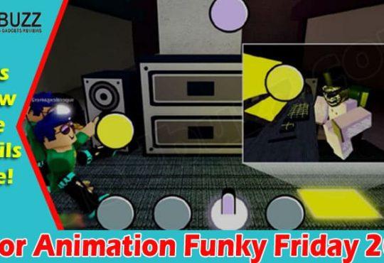Amor Animation Funky Friday 2021