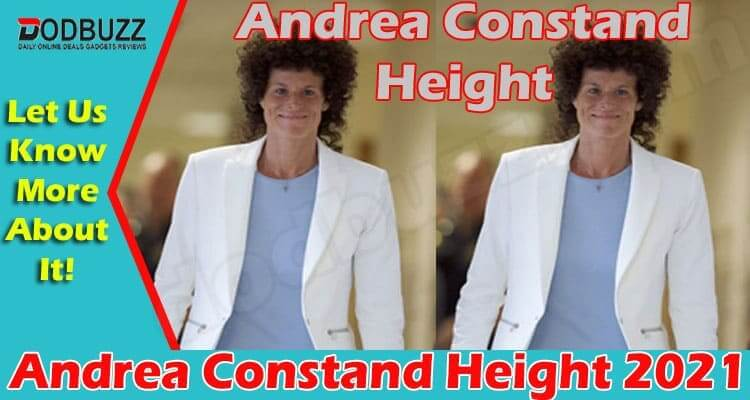 Andrea Constand Height 2021