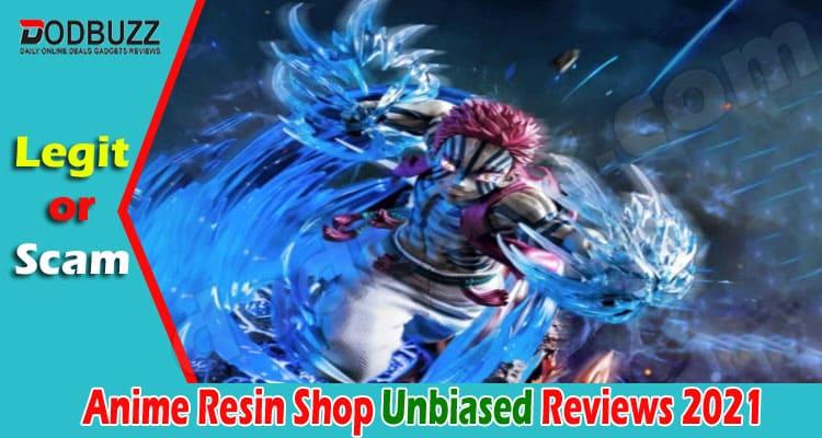 Anime Resin Shop Reviews 2021.