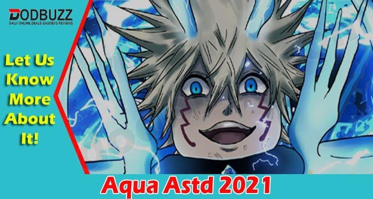 Aqua Astd 2021