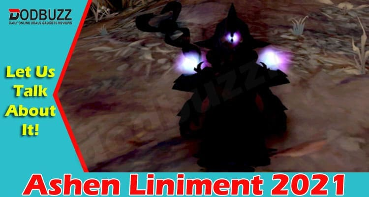 Ashen Liniment 2021
