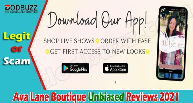 Ava Lane Boutique Reviews 2021.