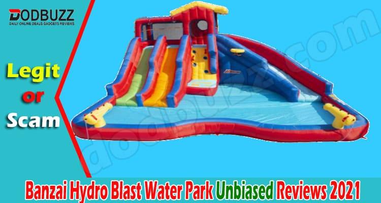Banzai Hydro Blast Water Park Reviews 2021.