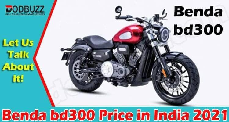 Benda bd300 Price in India 2021