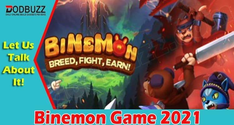 Binemon Game 2021