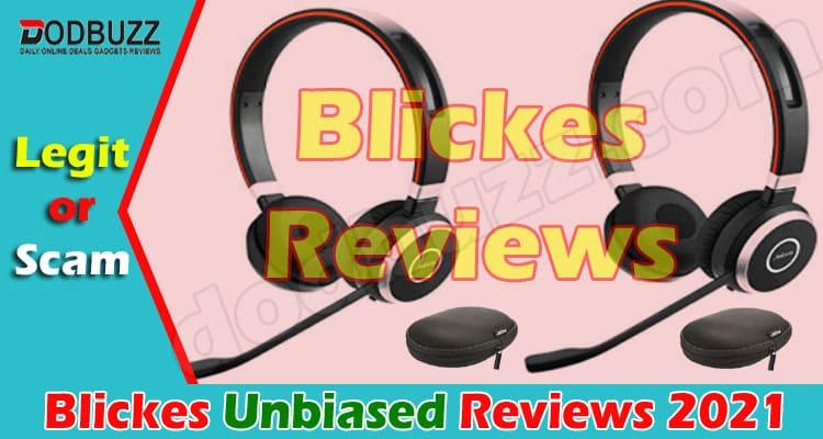Blickes Reviews 2021.