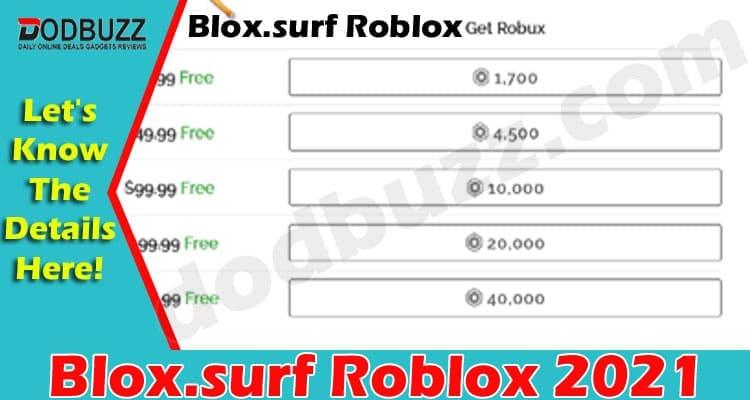 Blox.surf Roblox 2021
