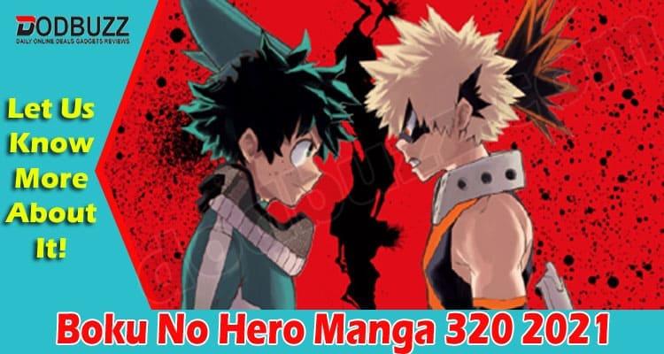 Boku No Hero Manga 320 2021
