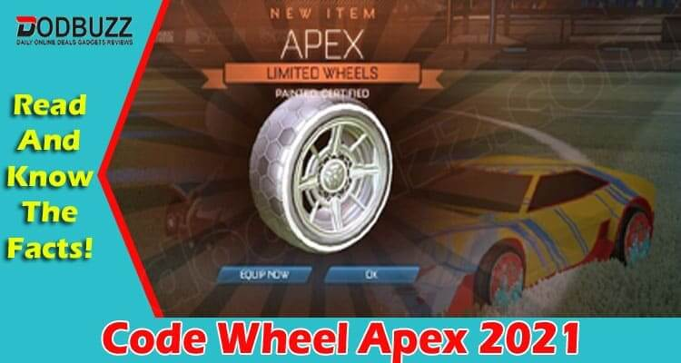 Code Wheel Apex 2021