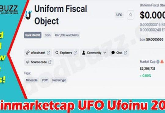 Coinmarketcap UFO Ufoinu 2021