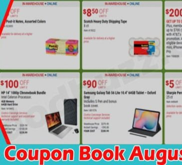 Costco Coupon Book August 2021
