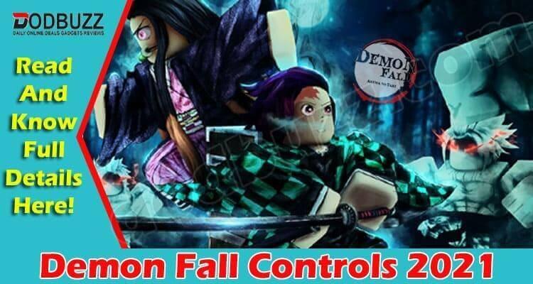 Demon Fall Controls 2021 dodbuzz