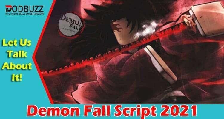 Demon Fall Script 2021