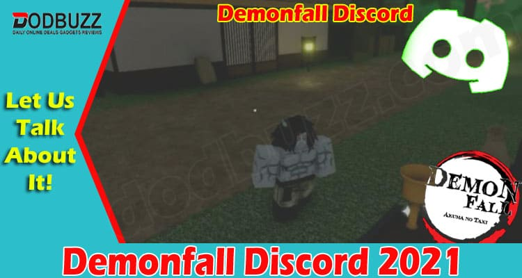 Demonfall Discord 2021