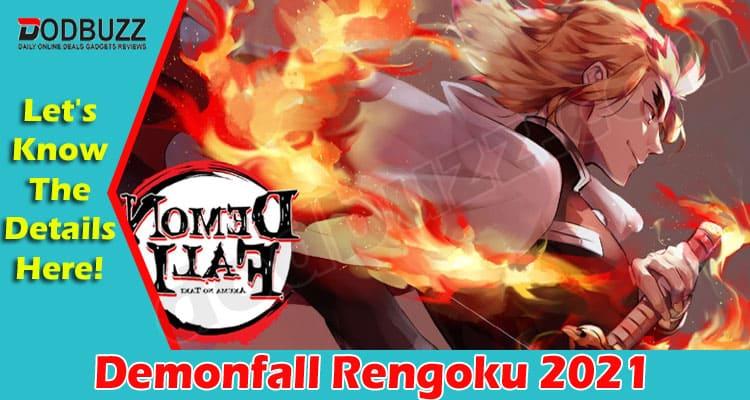 Demonfall Rengoku 2021.