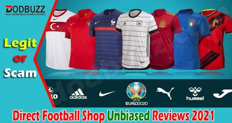 Direct Football Shop Reviews 2021.