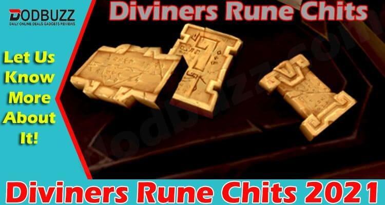 Latest News Diviners Rune Chits