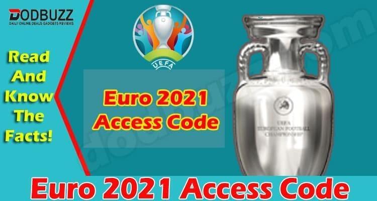 Euro 2021 Access Code