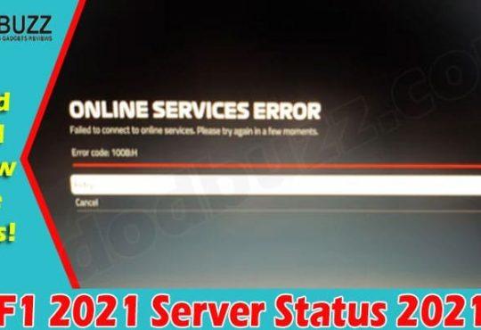 F1 2021 Server Status 2021