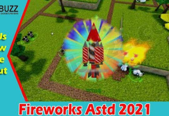Fireworks Astd 2021