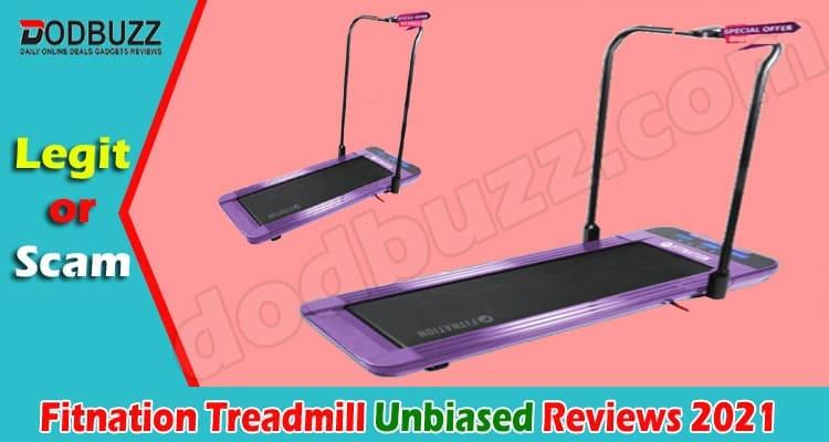 Fitnation Treadmill Reviews 2021.