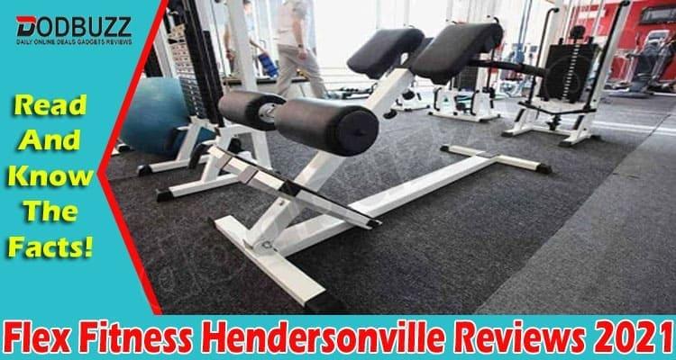 Flex Fitness Hendersonville 2021