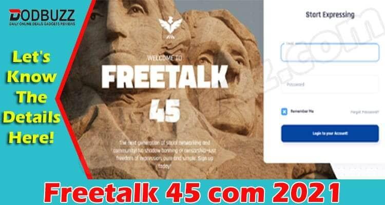 Freetalk 45 Com 2021