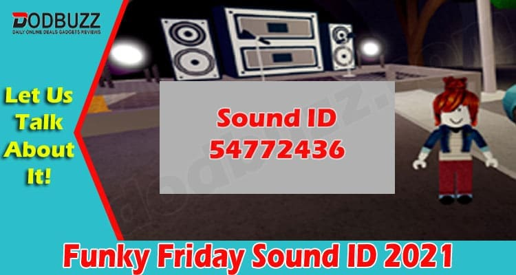 Funky Friday Sound ID 2021