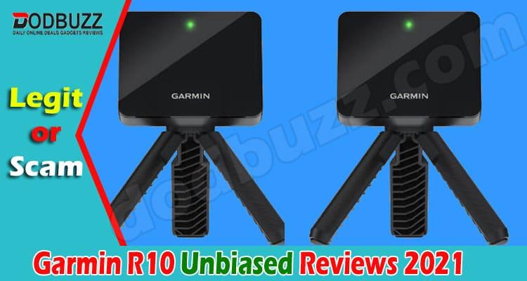 Garmin R10 Review 2021.