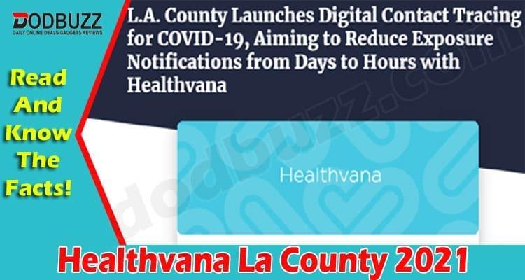 Healthvana La County 2021