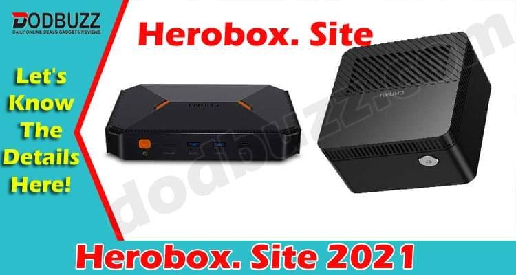 Herobox. Site 2021