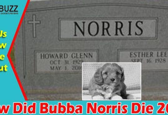 How Did the Norris Nuts Dog Die 2021