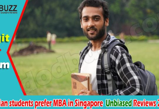 Indian students prefer MBA in Singapore