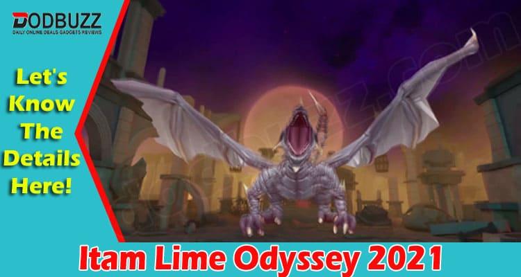 Itam Lime Odyssey 2021